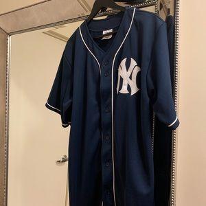 New York Yankees Team Uniform